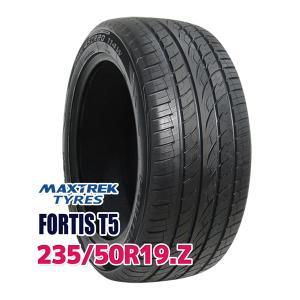 タイヤ サマータイヤ MAXTREK FORTIS T5 235/50R19 99W autoway2
