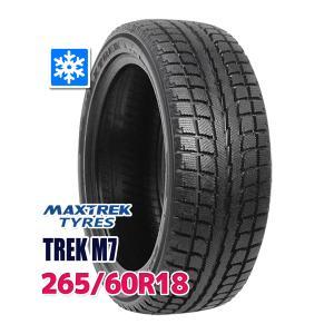 スタッドレスタイヤ MAXTREK TREK M7 265/60R18 114S autoway2