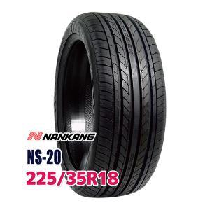 ナンカン NANKANG タイヤ サマータイヤ NS-20 225/35R18 87H|autoway2
