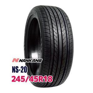 ナンカン NANKANG タイヤ サマータイヤ NS-20 245/45R18 100H autoway2