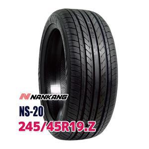 ナンカン NANKANG タイヤ サマータイヤ NS-20 245/45R19 98Y autoway2