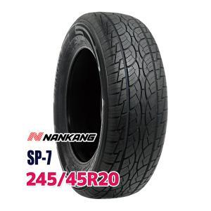 ナンカン NANKANG タイヤ サマータイヤ SP-7 245/45R20 99V autoway2
