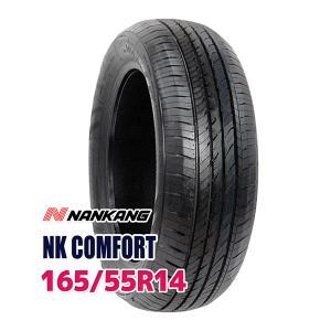 ナンカン NANKANG タイヤ サマータイヤ NK COMFORT 165/55R14 72H|autoway2