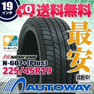 ナンカン NANKANG タイヤ サマータイヤ N-607+(Plus) 225/45R19 96V XL|autoway2