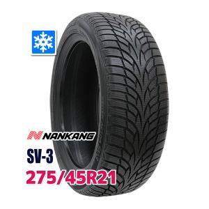 ナンカン NANKANG スタッドレスタイヤ SV-3スタッドレス 275/45R21|autoway2