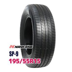 タイヤ サマータイヤ 195/55R15 NANKANG SP-9 autoway2