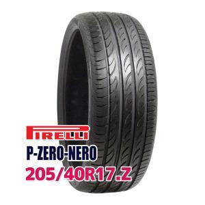タイヤ サマータイヤ ピレリ PZERO-NERO 205/40R17 84W XL autoway2