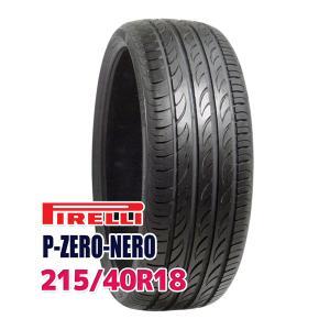 タイヤ サマータイヤ ピレリ PZERO-NERO 215/40R18 89W XL|autoway2