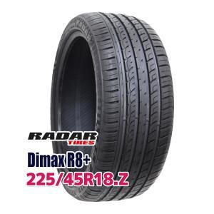 タイヤ サマータイヤ Radar Dimax R8+ 225/45R18 95Y XL|autoway2