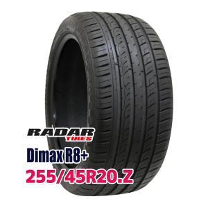 タイヤ サマータイヤ Radar Dimax R8+ 255/45R20 105Y XL|autoway2