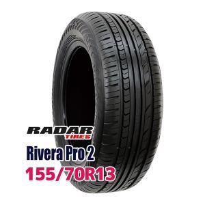 タイヤ サマータイヤ Radar Rivera Pro 2 155/70R13 75T|autoway2