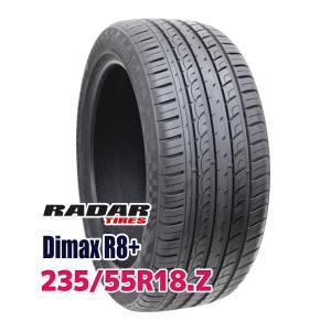 タイヤ サマータイヤ 235/55R18 Radar Dimax R8+|autoway2