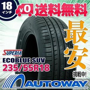 タイヤ サマータイヤ SUPERIA ECOBLUE SUV 235/55R18 104V XL|autoway2