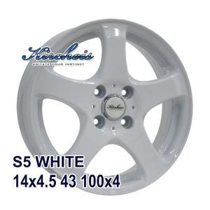 タイヤ サマータイヤホイールセット NANKANG NS-20 155/65R14|autoway2