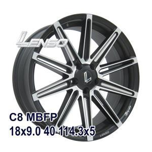 タイヤ サマータイヤホイールセット 245/40R18 NANKANG ECO-2+ autoway2