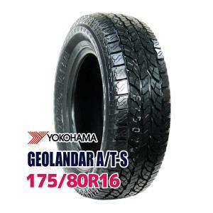 タイヤ サマータイヤ ヨコハマ GEOLANDAR A/T-S 175/80R16 91S|autoway2