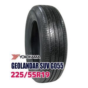 タイヤ サマータイヤ ヨコハマ GEOLANDAR SUV 225/55R19 99V autoway2