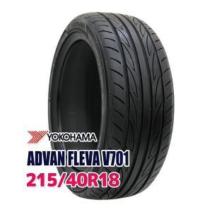 タイヤ サマータイヤ ヨコハマ ADVAN FLEVA V701 215/40R18 89W XL|autoway2