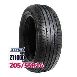 タイヤ サマータイヤ ジーテックス ZT1000 205/55R16 91V|autoway2