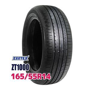 タイヤ サマータイヤ ジーテックス ZT1000 165/55R14 72V|autoway2