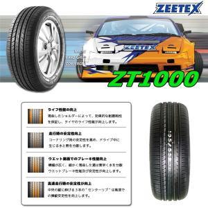 タイヤ サマータイヤ ZEETEX ZT1000 195/65R15 91V autoway2 04