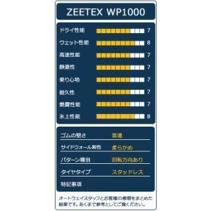 スタッドレスタイヤ ZEETEX WP1000スタッドレス 215/65R15【セール品】|autoway2|04