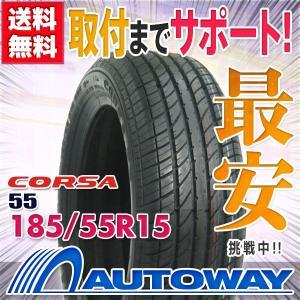 サマータイヤ Corsa 55 185/55R15 82H...