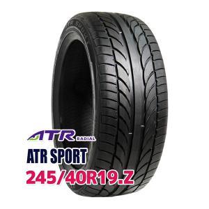 タイヤ サマータイヤ ATR SPORT 245/40R19...