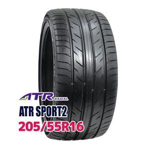 タイヤ サマータイヤ ATR SPORT2 205/55R1...