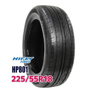 タイヤ サマータイヤ ハイフライ HP801 225/55R...
