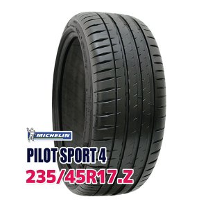 サマータイヤ MICHELIN PILOT SPORT 4 235/45R17 97Y XL
