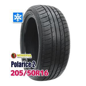 スタッドレスタイヤ 205/50R16 91V XL MIN...
