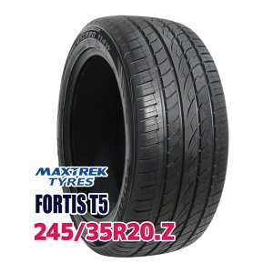 タイヤ 245/35R20 95Y XL サマータイヤ MAXTREK FORTIS T5