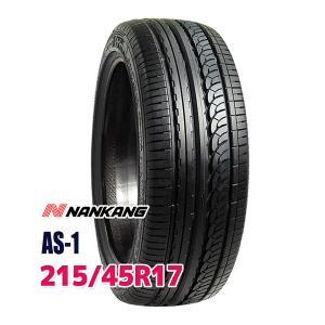 サマータイヤ ■NANKANG AS-1 215/45R17 91V:外径:626mm 幅:213m...