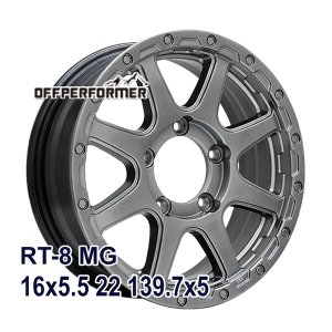 175/80R16 サマータイヤ ホイールセット NANKANG FT-9 M/T RWL 送料無料 4本セット|autoway