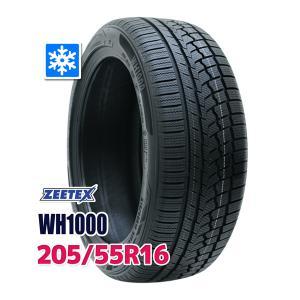 スタッドレスタイヤ ZEETEX WH1000 スタッドレス 205/55R16 91H...