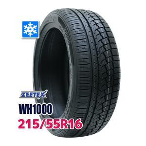 スタッドレスタイヤ ZEETEX WH1000 スタッドレス 215/55R16 97H XL 20...