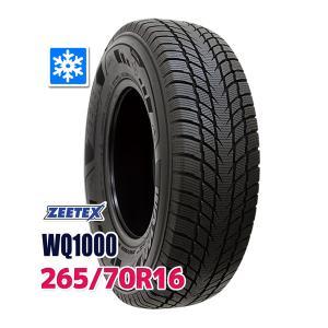 スタッドレスタイヤ ZEETEX WQ1000 スタッドレス 265/70R16 112H 2019...