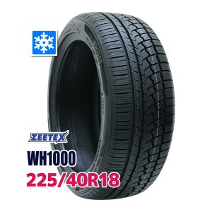 スタッドレスタイヤ ZEETEX WH1000 スタッドレス 225/40R18 92V XL...