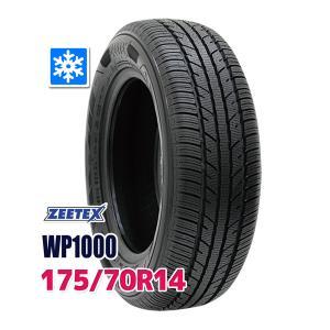 スタッドレスタイヤ ZEETEX WP1000 スタッドレス 175/70R14 84T 2019年...