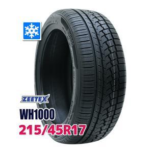 スタッドレスタイヤ 215/45R17 ZEETEX WH1000スタッドレス 2019年製