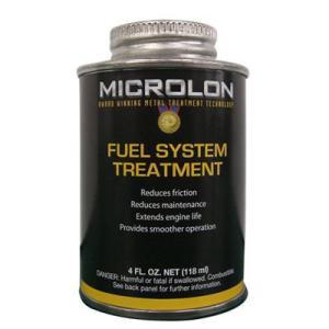 Microlon マイクロロン  フューエルシステムトリートメント 4FL.OZ. NET 118ml  ガソリンエンジン用 並行輸入品 autoweb