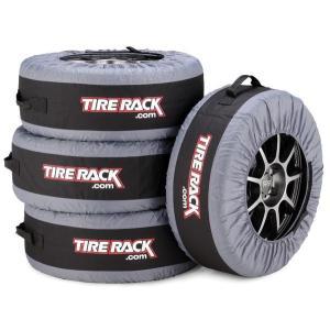 【値下げ!】 TIRE RACK タイヤラック  Seasonal TireTote タイヤトート  4枚セット|autoweb