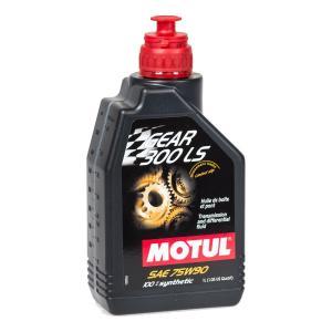 【1リットル】MOTUL モチュール  ギアオイル Gear 300LS 75W90  並行輸入品|autoweb