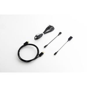ALPINE アルパイン  KCU-610HD HDMIケーブル USBケーブル Micro USB変換ケーブル Type D変換アダプター