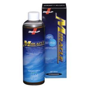 BE-UP ビーアップ  オイル添加剤 MIRACLE ミラクル 300ml 4959033621613 autoweb