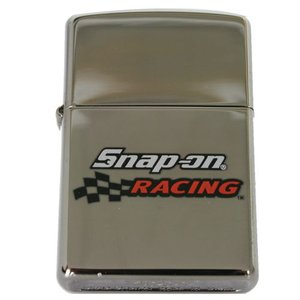 Snap-on スナップオン  Zippo ジッポ  BLK ICE RACING LIGHTER  ブラックアイスレーシングライター  並行輸入品|autoweb