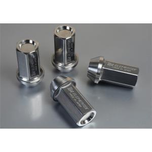 KYO-EI 協永産業  Ti64 ELEMENTEK Forged Titanium Nut Ti64エレメンテック  チタン合金製ナット 4個セット|autoweb