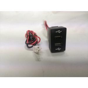 スイフト&スイフトスポーツ スイッチパネル用2口USBソケット ZC11S,ZC21S,ZD11S,ZD21S,ZC31S,ZC71S,ZC72S,ZD72S,ZC32S|autrade|02