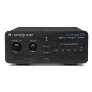 DacMagic100  [BLK:ブラック] Cambridge Audio [ケンブリッジオーデ...
